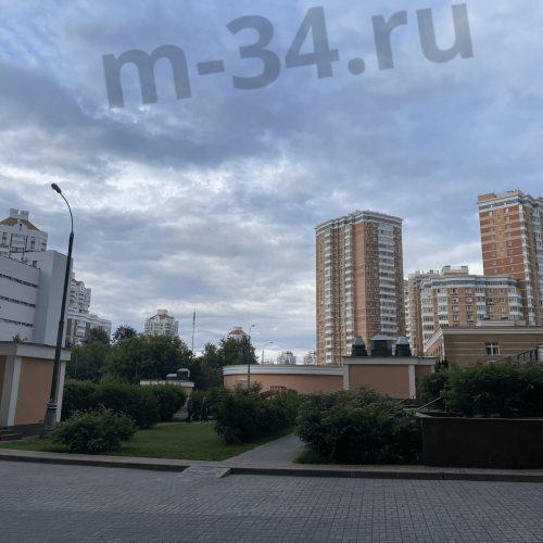 Мичуринский 34